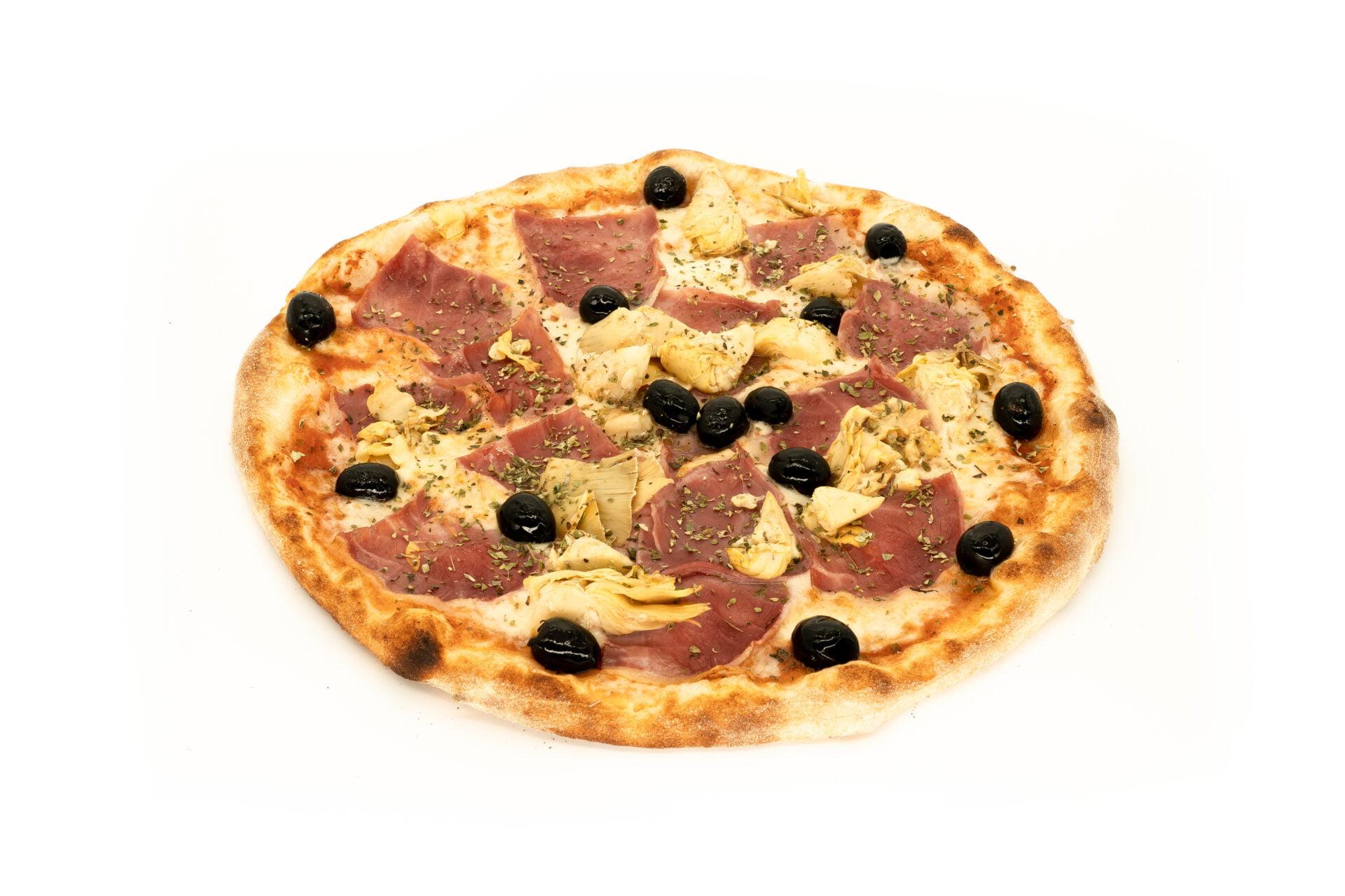 Best Pizza - Pizza Capricciosa