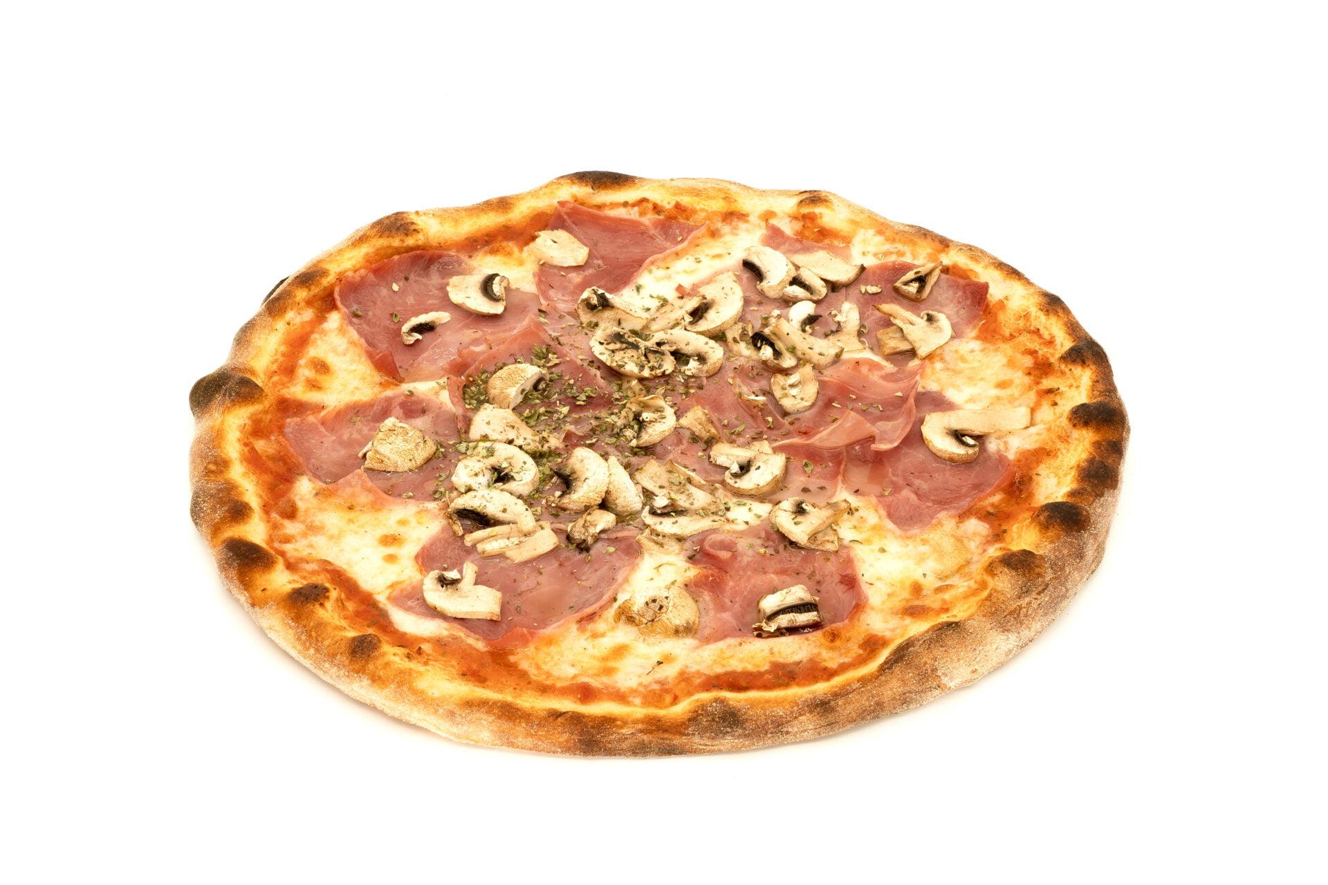 Best Pizza - Pizza Prosciutto e Funghi