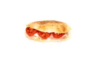 Best Pizza - Schinken Sandwich