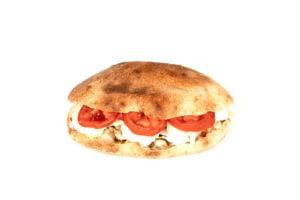Best Pizza - Tomaten Mozarella Sandwich