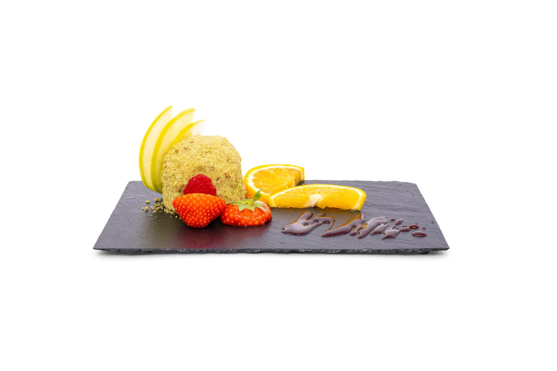Dessert Pistazie